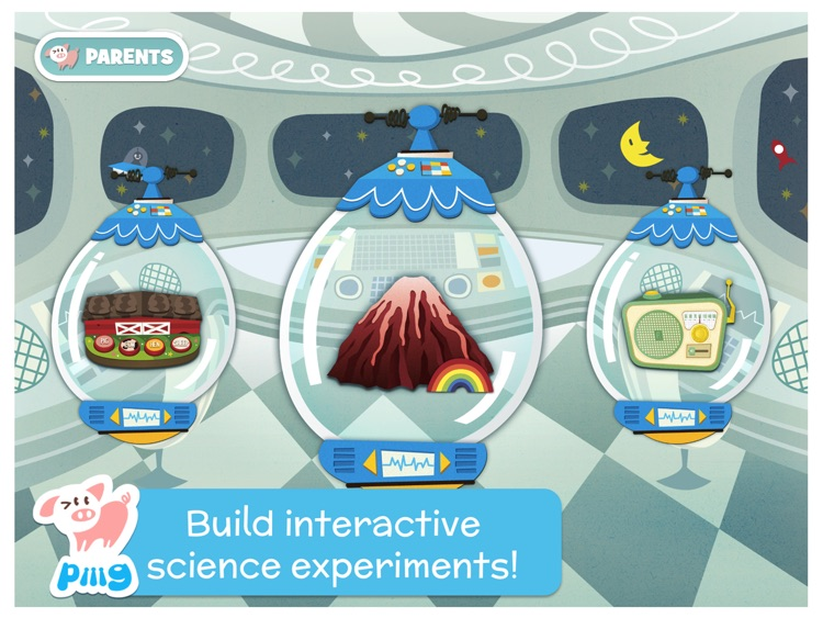 Piiig Labs: Science Experiments for Kids screenshot-4