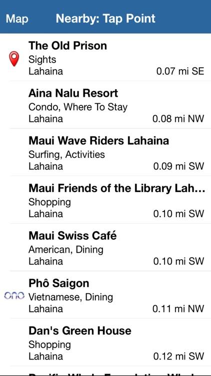 Maui Revealed 7th Edition screenshot-3