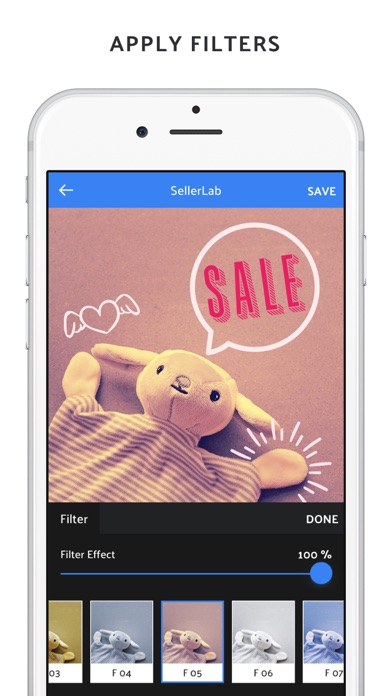 SellerLab - Editor for Online Sellers app image