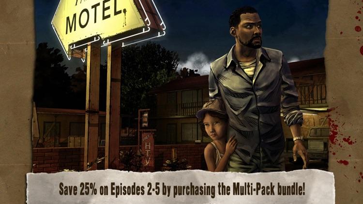 Walking Dead: The Game screenshot-4