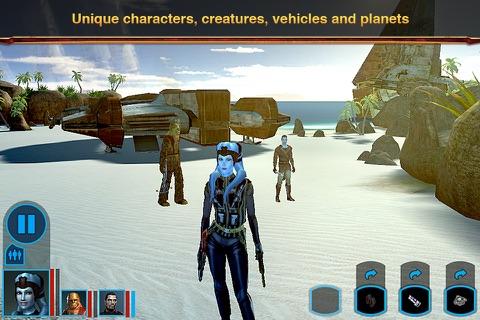 Star Wars®: Knights of the Old Republic™ screenshot 2