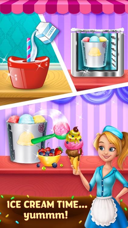 Fair Food Maker Game - Make Yummy Carnival Treats screenshot-3