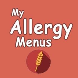My Allergy Menus