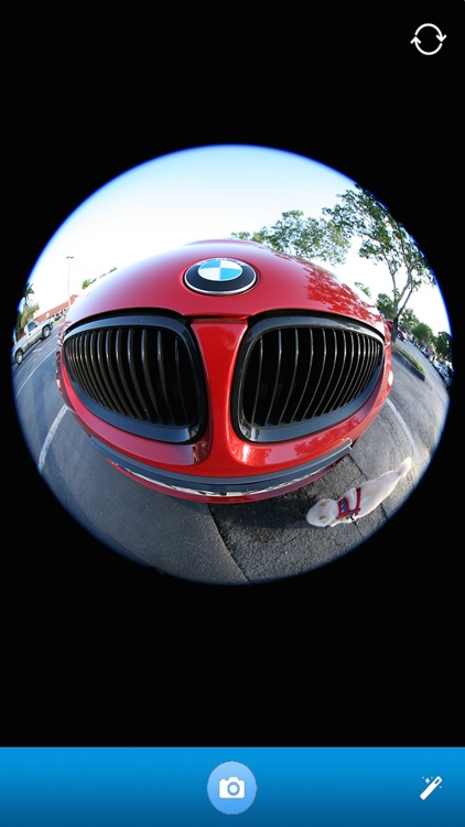 Fisheye Camera - Pro Fish Eye Lens with Live Lense Filter Effect Editor