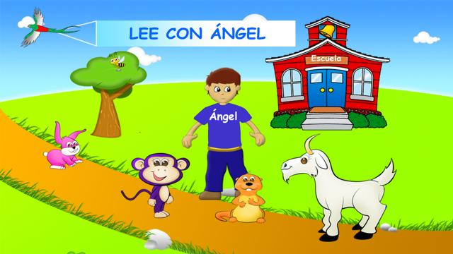 Lee con Ángel Screenshot