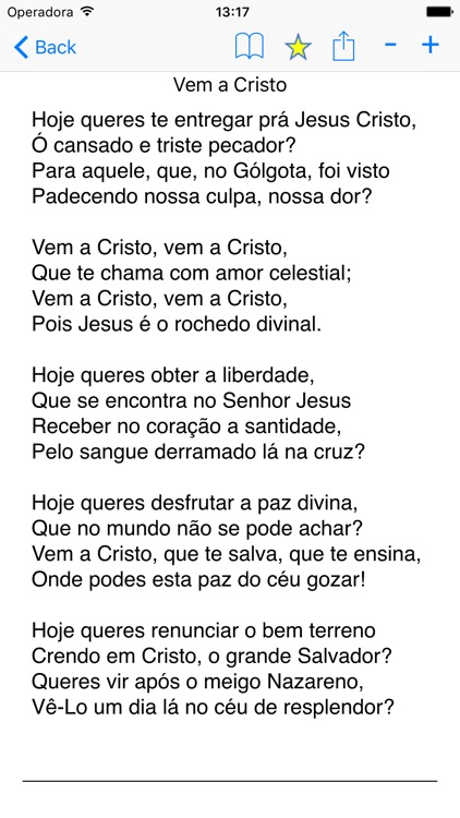 Harpa Cristã (Bible Hymns in Portuguese)