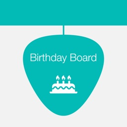 Birthday Board Premium – Anniversary calendar, events, reminder and countdown.