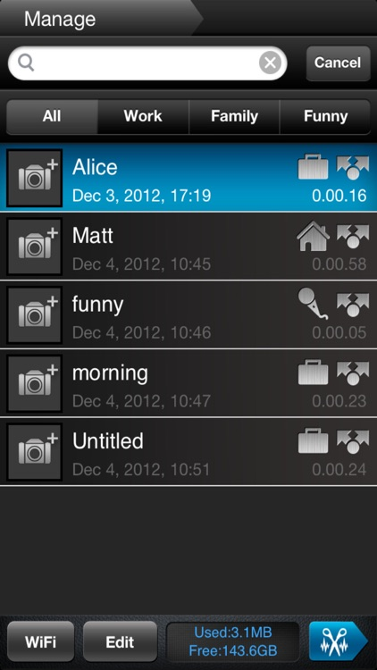 Recorder Plus II screenshot-3