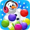 点击获取Ice Bubble Shooter Snowman