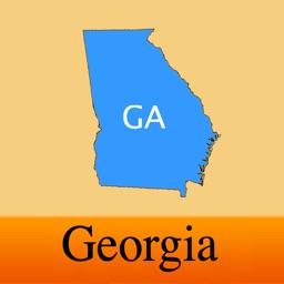 Georgia: Fishing Lakes