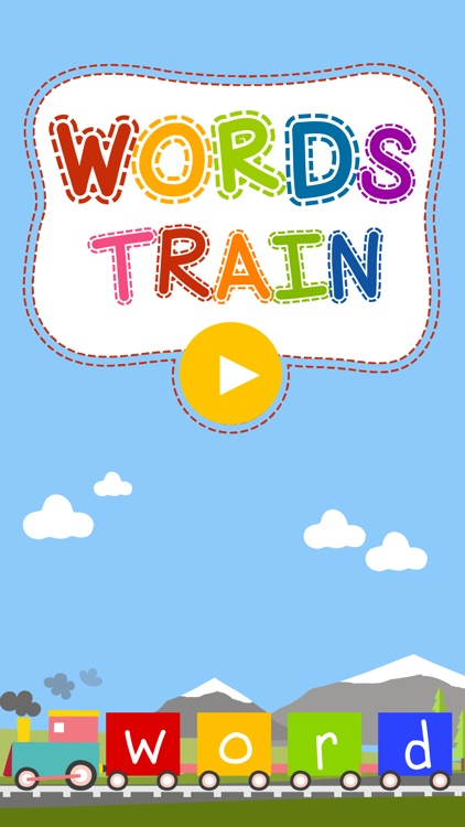 Words Train - Spelling Bee & Word Game for kids screenshot-1
