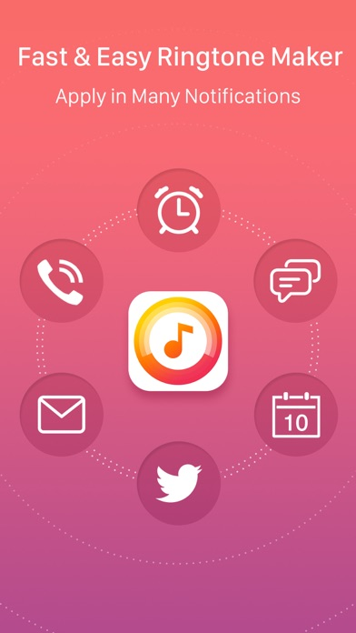 Ringtone Maker – create ringtones with your music-0