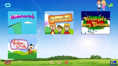 Screenshot of Animati per bambini canzoni in inglese HD4