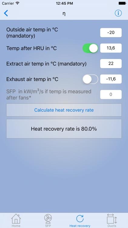 HVAC-calculator