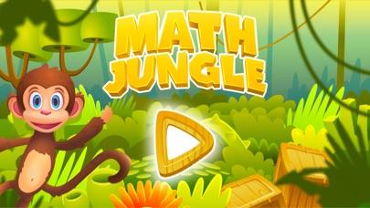 Math Jungle : Grade 1
