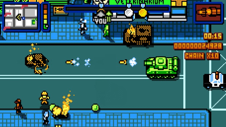 Retro City Rampage DX screenshot-1