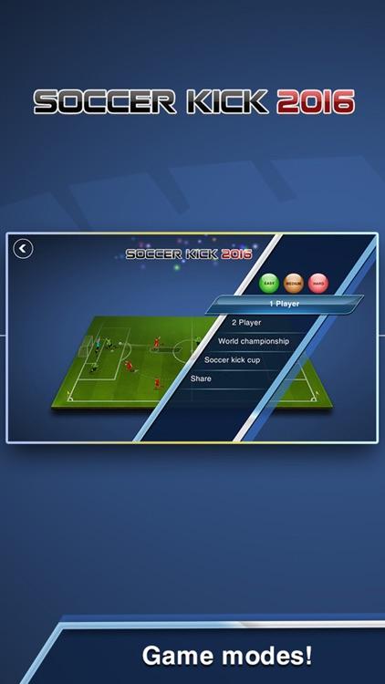 Soccer Kick 2016 screenshot-4