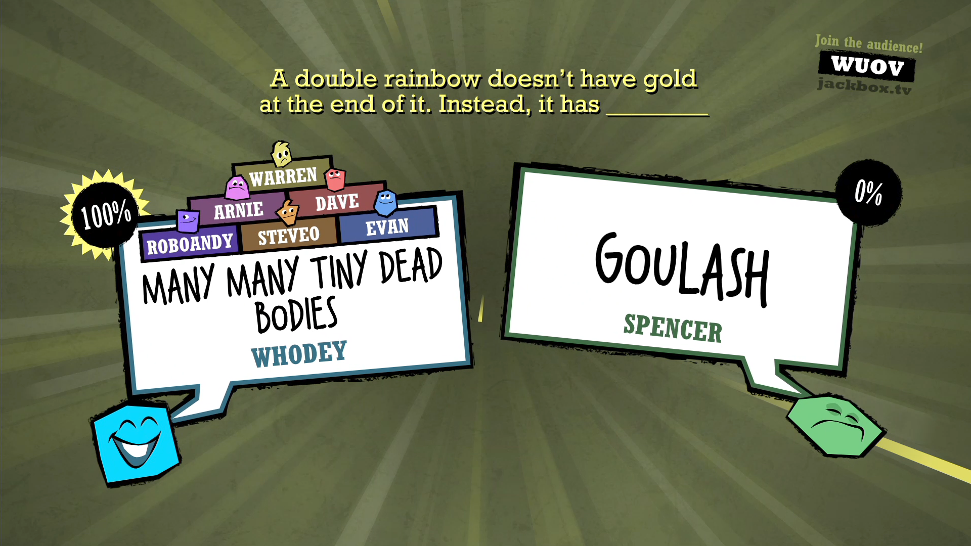 Quiplash screenshot 2
