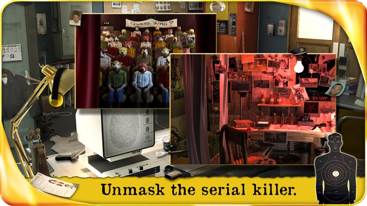 Profiler - The Hopscotch Killer (FULL) Extended Edition - A Hidden Object Adventure screenshot-3