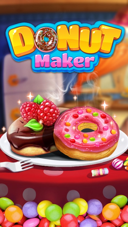 Donut Maker!