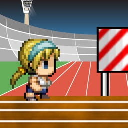 Athletic Girl - Endless Runner Game for All