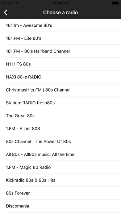 80s Music & Songs- Internet Online Radio Stations | App Price Drops