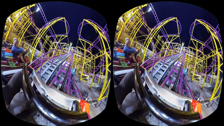 VR Virtual Reality Oktoberfest Roller Coaster Rides screenshot-2