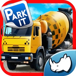 Construction Truck Parking