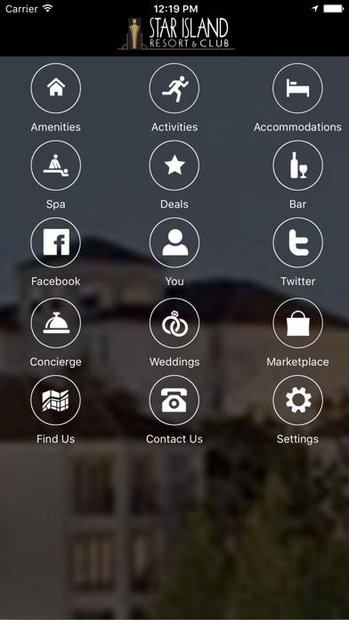 Star Island Resort screenshot one