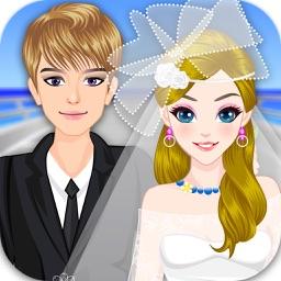 Celebrity Princess Wedding Bath & Makeover, Dress Up