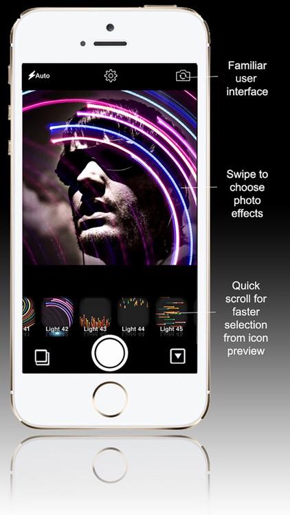 Fotocam Light - Photo Effect for Instagram