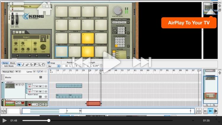 Dubstep Design Course For Reason screenshot-3