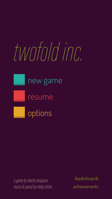 Screenshot for twofold inc. in Egypt App Store