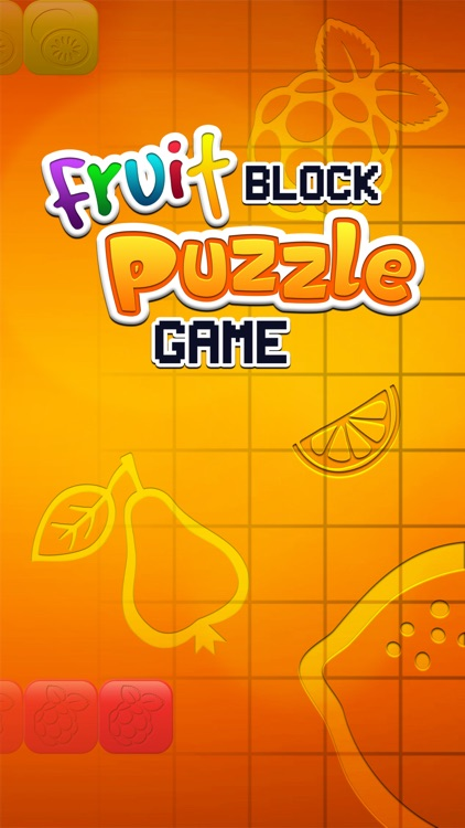 Fruit Block Puzzle Game – Fit Colorful Blocks and Solve HD Levels for Brain Training in10/10 Box
