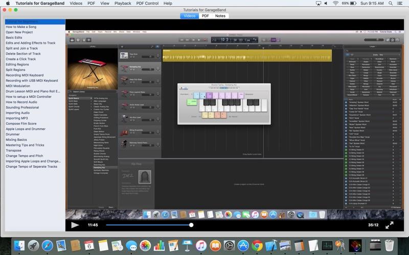 MusicTuts - for GarageBand | App Price Drops