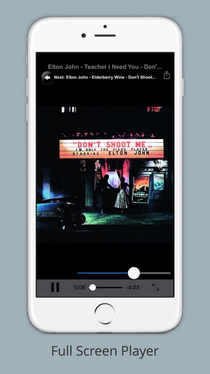 iStreamTunes - Music & Video Streaming for iTunes screenshot-3