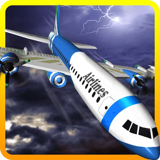 plane flying 2016