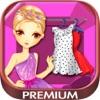 时尚设计打扮养成小游戏为T台时尚小女孩和洋娃娃着装  - 高级版