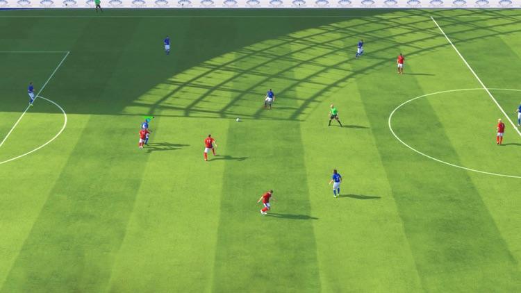 3D International Soccer Star Cup screenshot-3