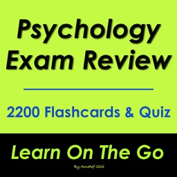 Psychology Exam Review
