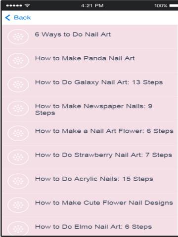 Nail Art Ideas Learn Simple Nail Art Designs For Beginners App