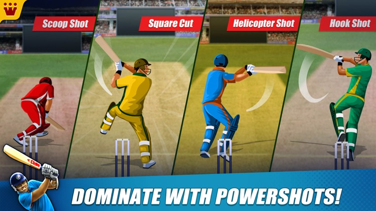 Power Cricket T20 - 2016 screenshot-0