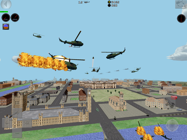 RC Helicopter 3D simulator Screenshot