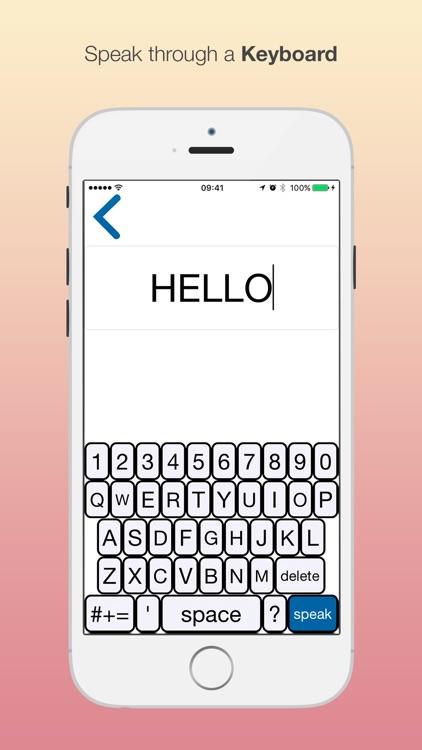 Talkative: Assistive Communication Tool