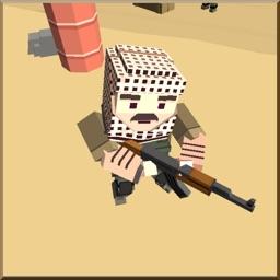 Blocky Army Strike
