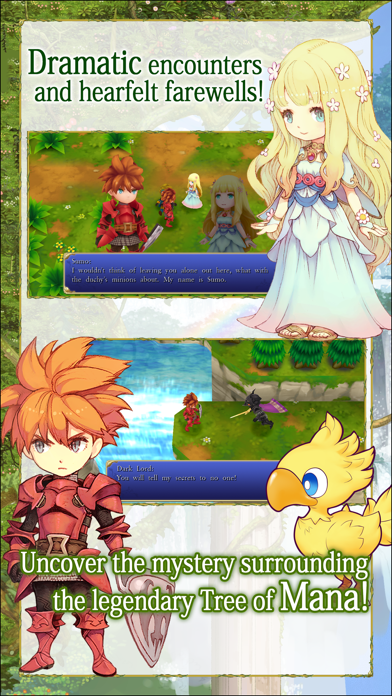Screenshot from Adventures of Mana