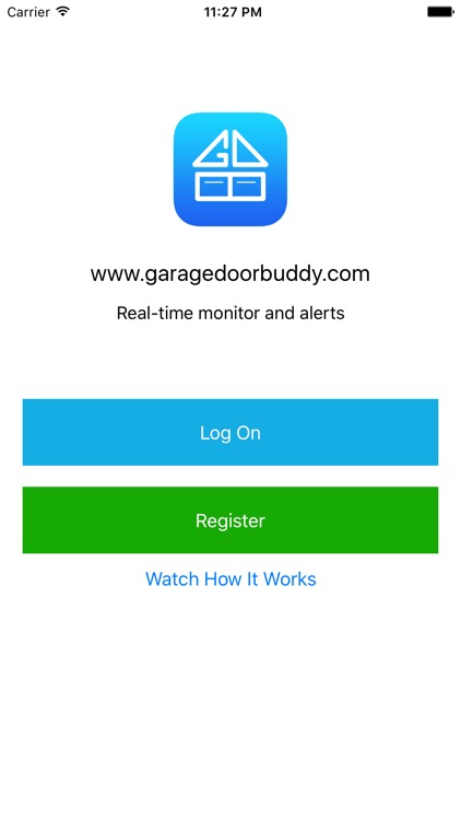 GarageDoorBuddy Monitor screenshot-0
