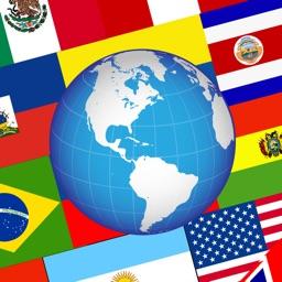 Speak the languages of the American Continent - english, french, spanish, portuguese, quechua, papiamento, guarani, creole, aymara, etc