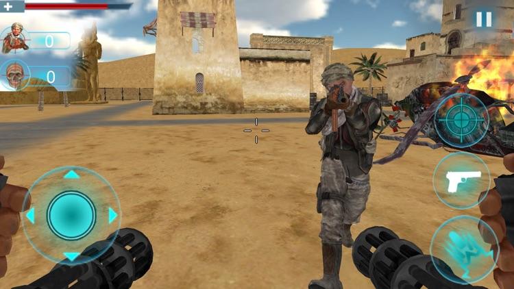 Furious Combat screenshot-4