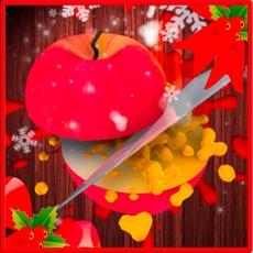 Activities of Christmas-Apple Slice